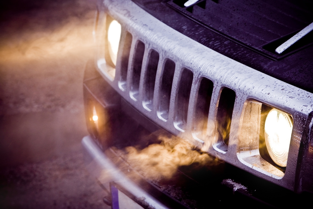 Headlight and visibility inspection
