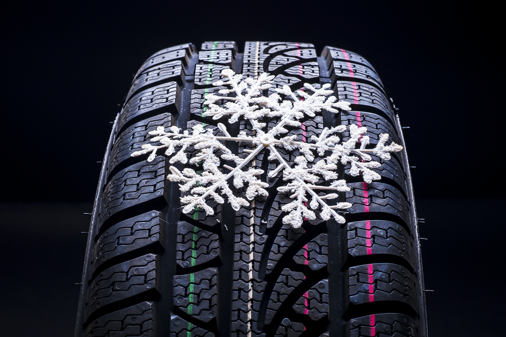 Winter tires in Vancouver