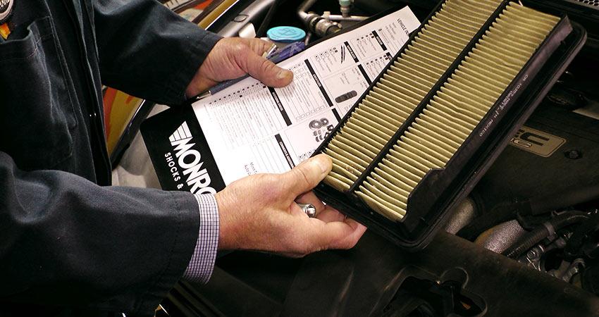 Minit-Tune & Brake Mechanic - Air Filter