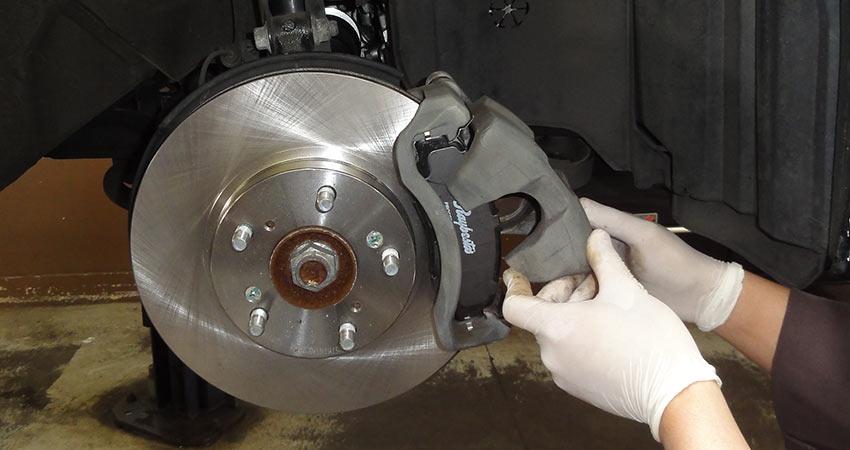 Prevent brake failure