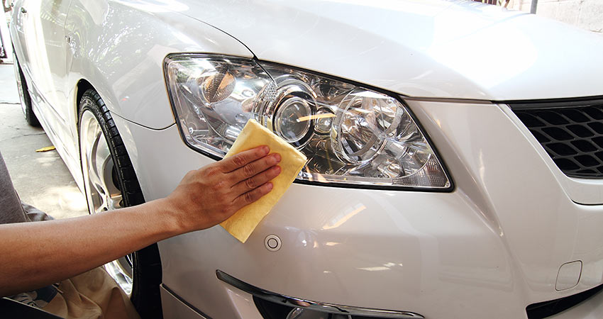 Keeping your car body maintained