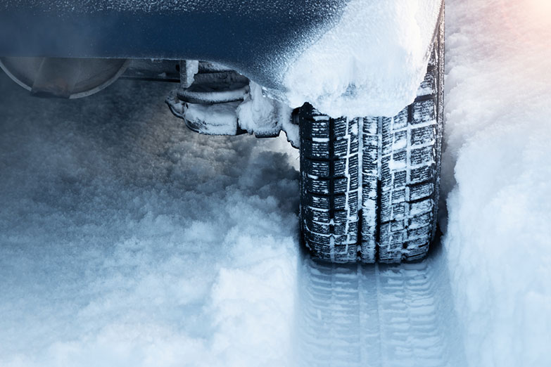 Combat Snow, Ice, and Gas Mileage with the Right Winter Tires