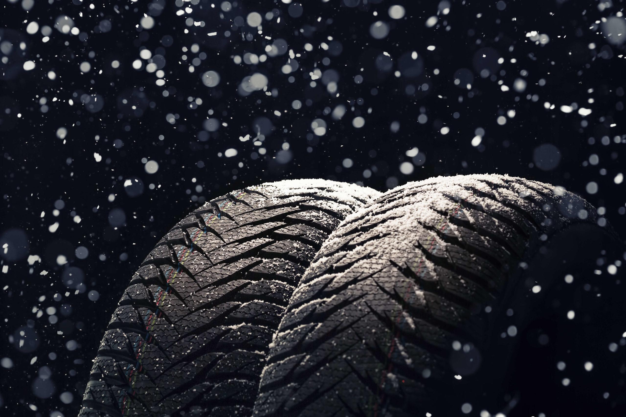 ICBC winter tires