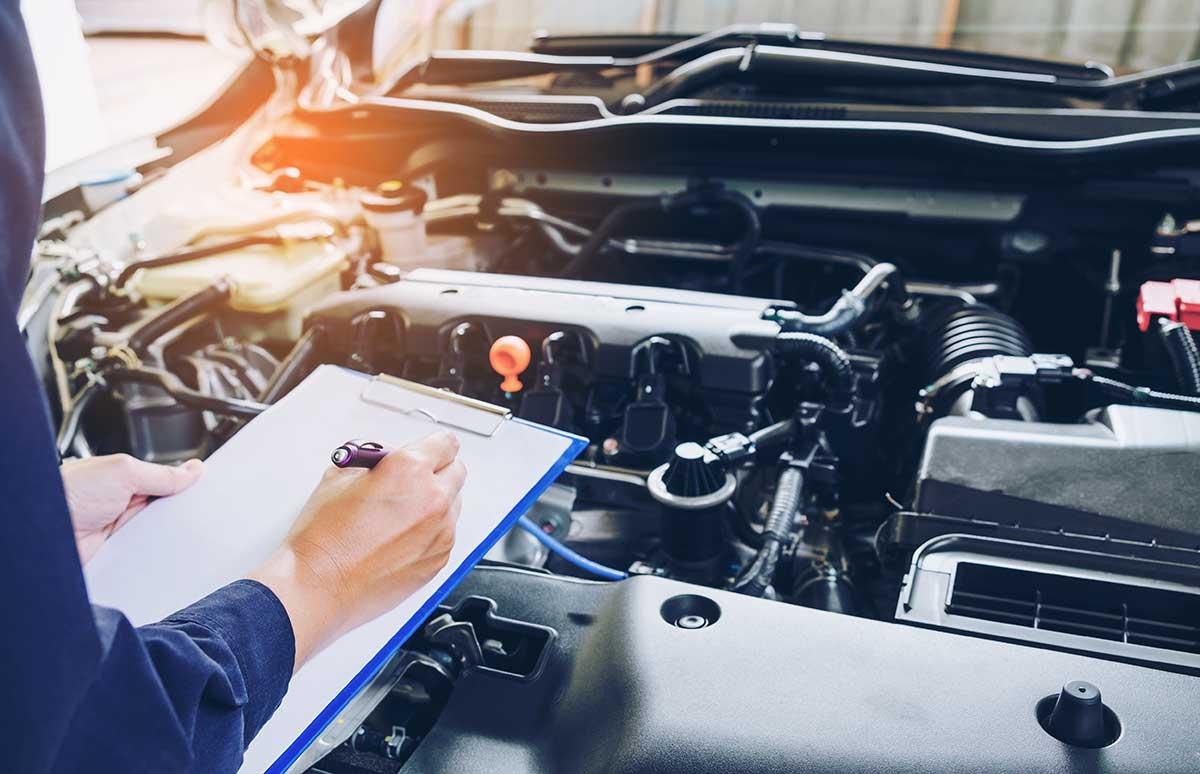 vehicle check up mechanic minit tune